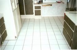 #13 X-Treme before grout color sealing